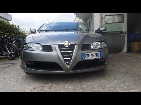 Как заменить Эмблему на Alfa Romeo GT, 147, 156?
