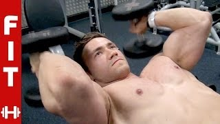 getlinkyoutube.com-GIANT SETS FOR GIANT ARMS - BICEPS AND TRICEPS