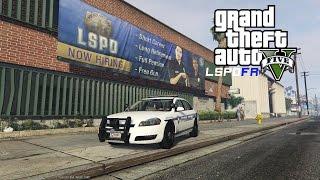 getlinkyoutube.com-Grand Theft Auto 5 - LSPDFR: Day 11 - Armoured Car Robbery!