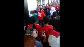 getlinkyoutube.com-49ers fan fights oakland raider fab and sf niners