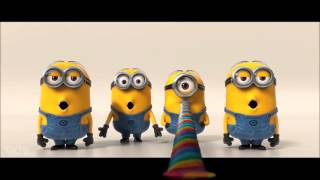 getlinkyoutube.com-Despicable me Banana song 2 hours!!!