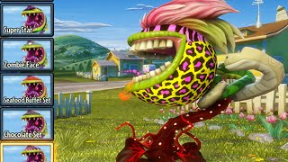 getlinkyoutube.com-Plants Vs. Zombies: Garden Warfare - Vampire Chomper Unlocked