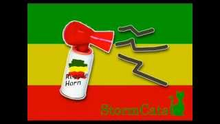 Reggae (Air) Horn Hi - Dj Sound Effect - YouTube