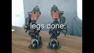 bionicle moc how-to: Makuta Sartrix