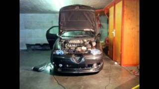 getlinkyoutube.com-Alfa Romeo 156 Tuning