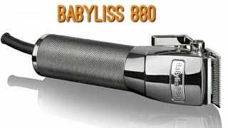 getlinkyoutube.com-Babyliss 880 Hair Clippers | Product Review!