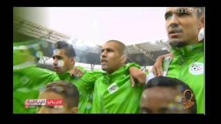 معلق قناة دبي الرياضية يثني على النشيد الجزائري وتأثيره على الجماهير