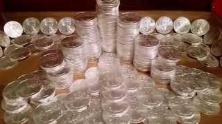 getlinkyoutube.com-U.S. Mint Suspends American Silver Eagle Sales! Is There A Silver Shortage?