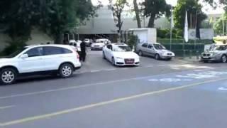 getlinkyoutube.com-Bollywood - Party at Abhishek Bachchan - Expensive cars.flv