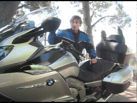2012 BMW K1600GTL Motorcycle Review