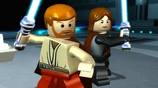 getlinkyoutube.com-LEGO Star Wars: The Complete Saga - Episode III: Revenge of the Sith (Super Story Walkthrough)