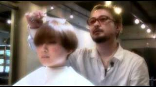 getlinkyoutube.com-【美容室動画】 BLESS  武田 敦  how to haircut