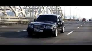 getlinkyoutube.com-Тест-драйв  Mercedes W124  (PRO100Drive - Легенды 90х )