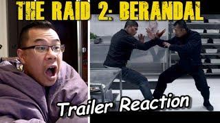 getlinkyoutube.com-Reaction to The Raid 2: Berandal full trailer
