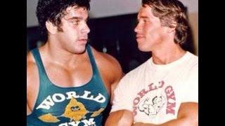 getlinkyoutube.com-Pumping Iron- Arnold Schwarzenegger vs. Lou Ferrigno ,,HULK´´