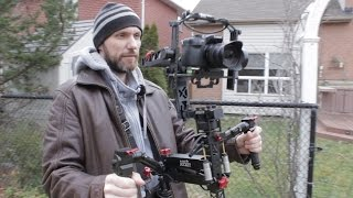 4th Axis stabilization for camera gimbals - Jockey by TurboAce