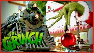 getlinkyoutube.com-The Grinch's Christmas Tree Layout