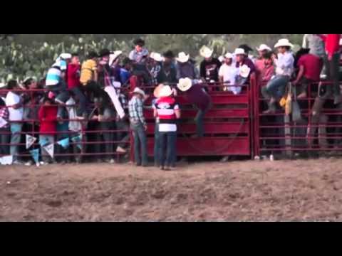 Resumen Jaripeo 5 de enero 2014 Miguel hidalgo mexquitic (jaripeos potosinos)