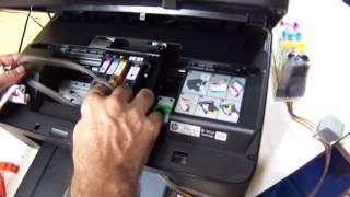 getlinkyoutube.com-Bulk Ink Hp Photosmart plus B210
