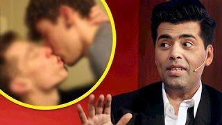 getlinkyoutube.com-Karan Johar SEXTING, Virginity Confession!