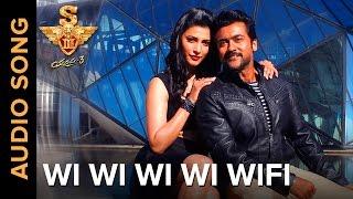 Wi Wi Wi Wi Wifi | Full Audio Song | S3 - Yamudu 3 | Telugu Movie 2016
