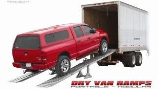 getlinkyoutube.com-Portable Dry Van Ramps - 05-20-240-02-06M-High-REV1