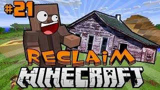 getlinkyoutube.com-BRUCHBUDE für VILLAGER? - Minecraft Reclaim #21 [Deutsch/HD]