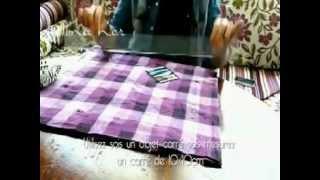 getlinkyoutube.com-طريقة عمل وسادة بدون خياطة.آكثر من رائع