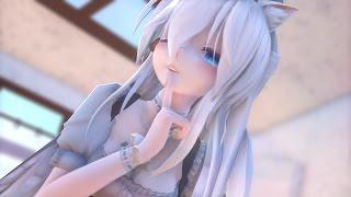 getlinkyoutube.com-【MMD】Retry☆Rendezvous - 女仆弱音 HD 1080p