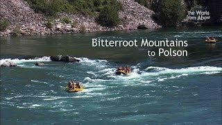 getlinkyoutube.com-Montana from Above - Our Best 5 Amazing Locations from Bitterroot Mountains to Polson (HD)