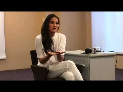Isabelle Daza Looks Up to Bea Alonzo As An Actress