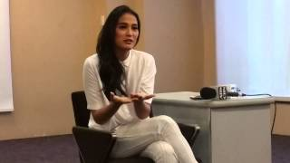 getlinkyoutube.com-Isabelle Daza Looks Up to Bea Alonzo As An Actress