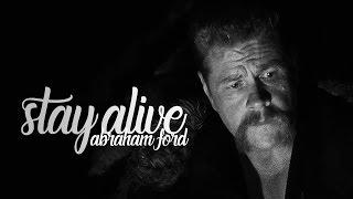 getlinkyoutube.com-(TWD) Abraham Ford || Stay Alive