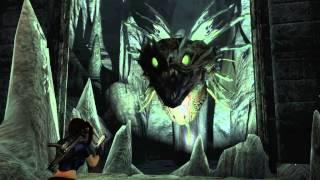 getlinkyoutube.com-Tomb Raider Legend - Sea Serpent Vore (Legend, Blue)