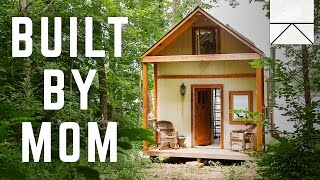getlinkyoutube.com-The Tiny Home Built By A Bad-Ass Single Mom