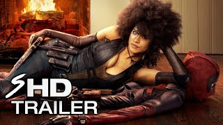 Deadpool 2 - Official Extended Teaser Trailer (2018)