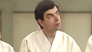 Beans Skills   Funny Clips   Mr Bean Official width=