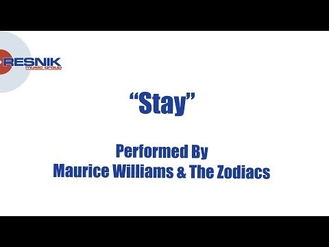 Maurice Williams & The Zodiacs- Stay