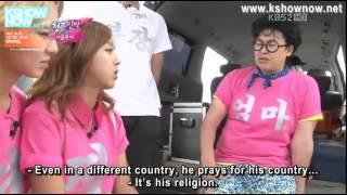 Orang Islam di Reality Show Korea - Invicible Youth episode 35 width=