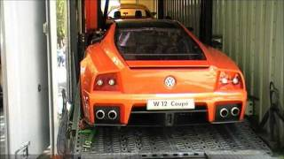 Volkswagen Nardo W12 Coupe.
