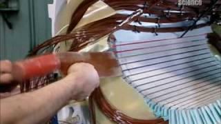getlinkyoutube.com-Как делают электродвигатель