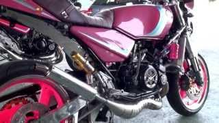 YAMAHA RD250LC CUSTOM RD350LC RZ250 RZ350 4L3