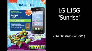 "getlinkyoutube.com-Review of LG ""Lucky"" L16C (and LG ""Sunrise"" L15G) Tracfone Smartphone"