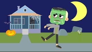 getlinkyoutube.com-Мультики для детей - Машины одежки - Костюмы для Хэллоуина! (10 серия)