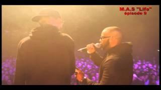 M.A.S - M.A.S Life : Episode 9 (Concert,Debrief & Freestyle)