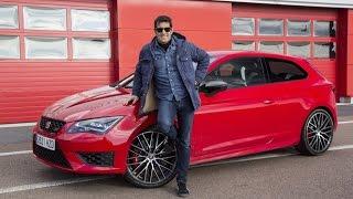 getlinkyoutube.com-La Seat Leon Cupra Pack Performance essayée par Soheil Ayari :