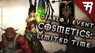 getlinkyoutube.com-How to get all the Anniversary Transmogs, Pets, & Cosmetics (Diablo 3)