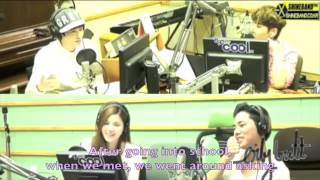 exoyoong moment#19: Suho talks about Yoona on KTR [ENG SUB] width=