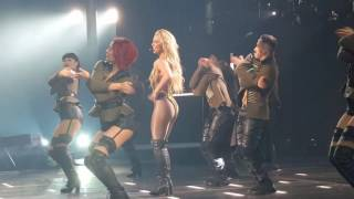 Britney Spears -Work Bitch- Live Apple Music Festival London (Piece of Me Las Vegas)