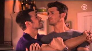 getlinkyoutube.com-Christian & Olli. 219th through 224th kisses.